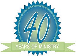 40 Years in the Ministry